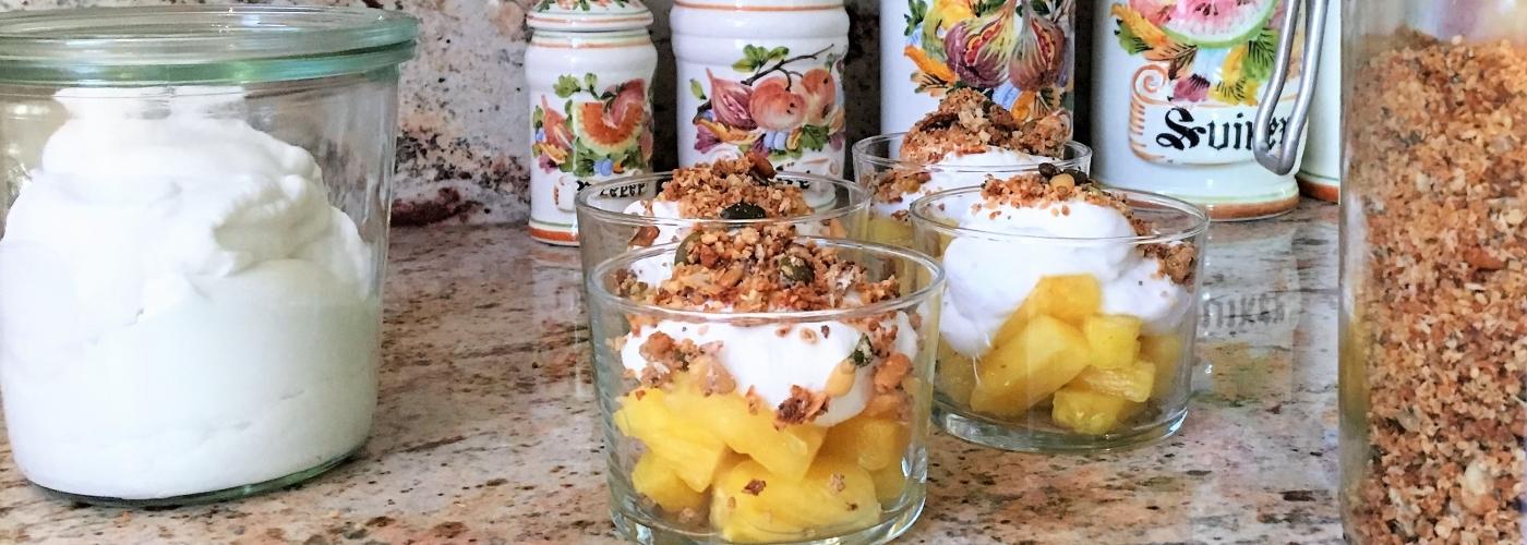 van gefermenteerde kokosmelk tot (h)eerlijke kokosyoghurt kpnifoodie